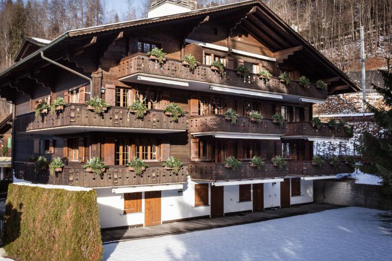 Charmant appartement au coeur de Gstaad