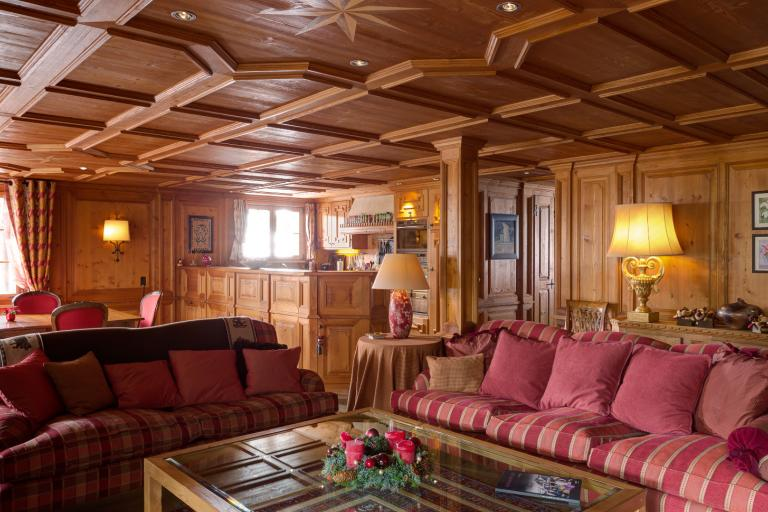 Your home in the heart of Gstaad
