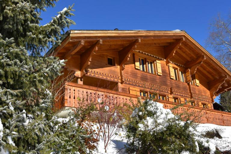 A dream of a family chalet