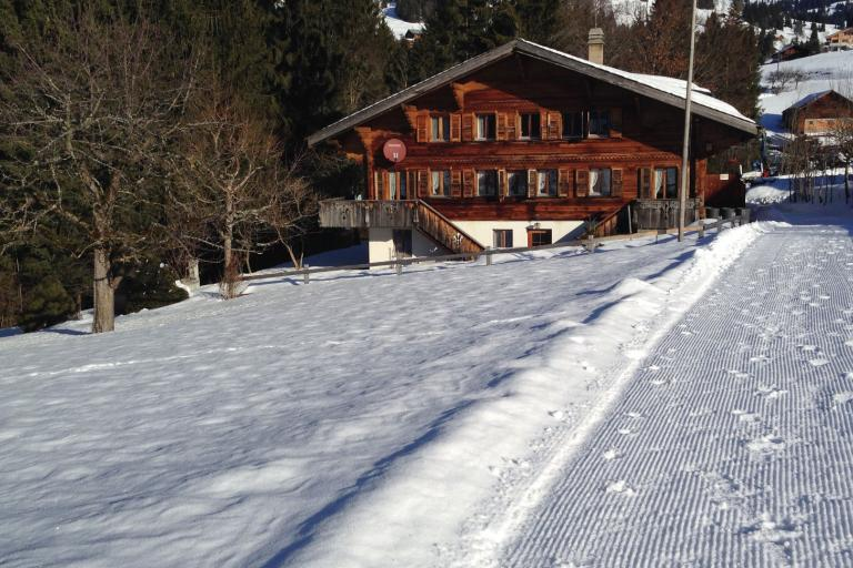 Traditionelles Chalet an Traumlage